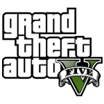 Grand Theft Auto V game logo